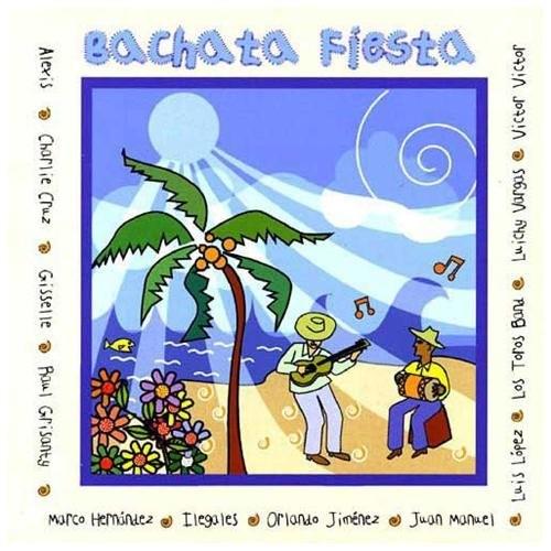 Bachata Fiesta CD