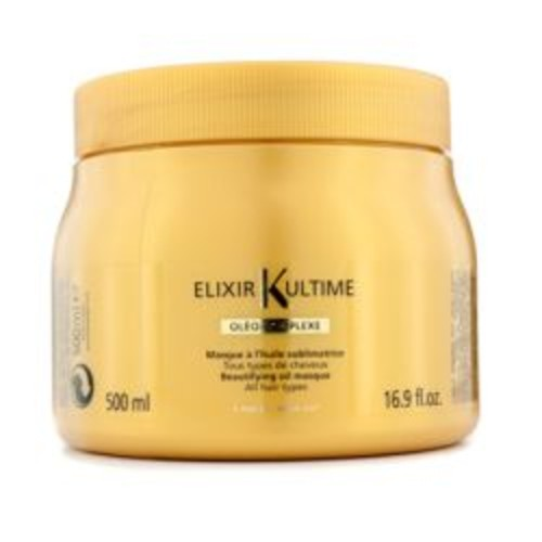 Kerastase Elixir Ultime Oleo-Complexe Beautifying Oil Masque (For All Hair Types)