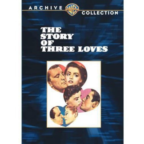 The Story of Three Loves [DVD] [1953]