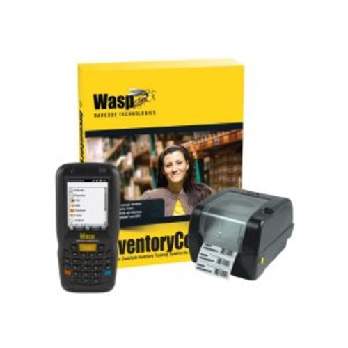 Inventory Control RF Enterprise - Box pack - unlimited users - Win, Pocket PC - with Wasp DT60 & WPL305