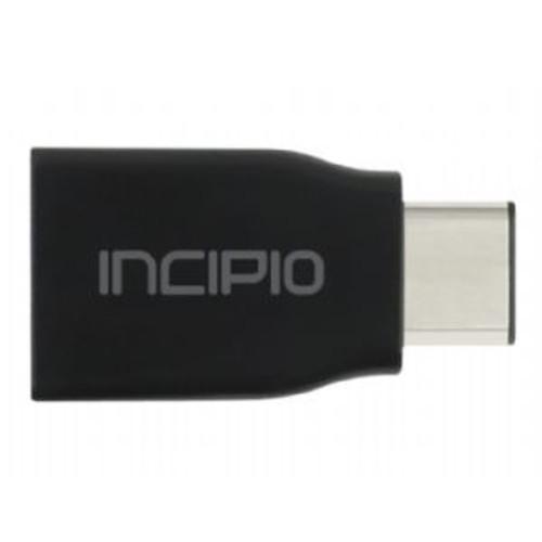 Incipio - USB adapter - USB Type C (M) to USB (M) - USB 3.0 - black