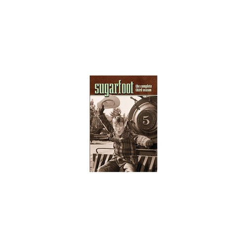 Sugarfoot: The Complete Third Season