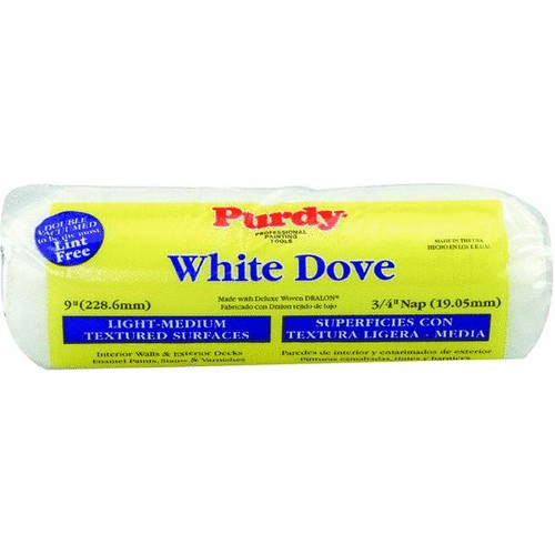 Purdy White Dove Woven Fabric Roller Cover - 144672094