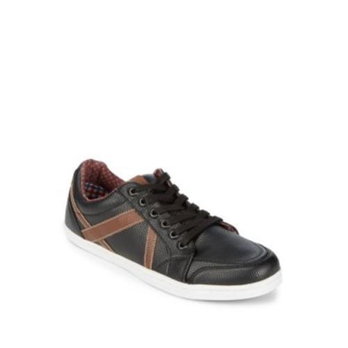 Ben Sherman - Knox Leather Low Top Sneakers