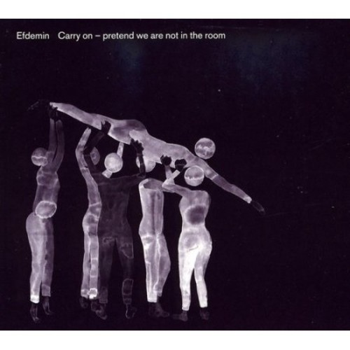 Carry On: Pretend We Are Not in the Room [CD]