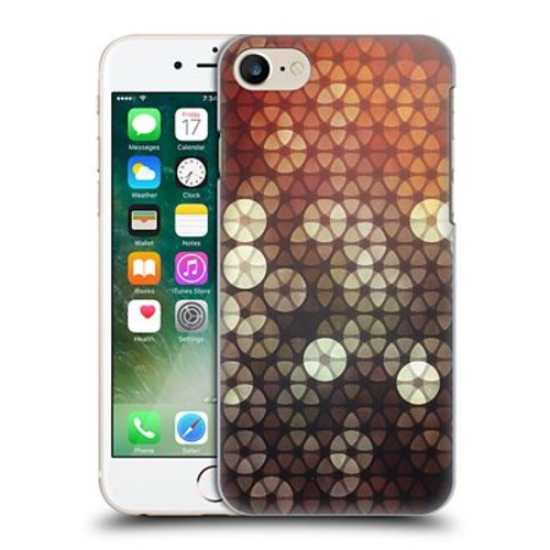 OFFICIAL SPIRES SHAPES Bokeh Tessellate Hard Back Case for Apple iPhone 7 (9_1F9_1D978)