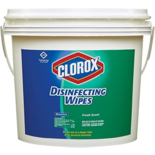 Clorox Disinfecting Wipes, Fresh Scent, 700 Wipes/Bucket
