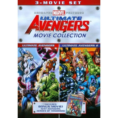 Ultimate Avengers Movie Collection [2 Discs] [DVD]