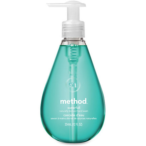 Method Waterfall Natural Gel Hand Wash, 12 Oz
