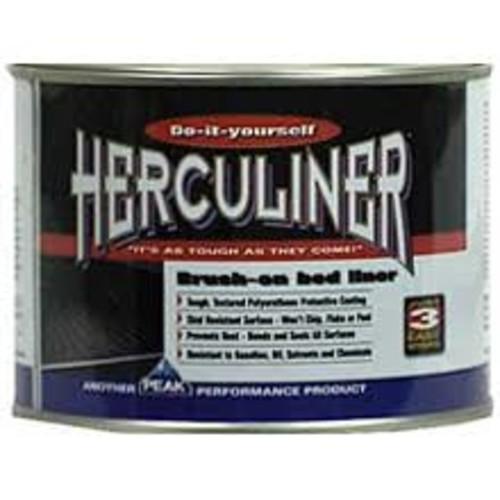 Herculiner - HCL1B7 - Brush-On Bed Liner Quart 1 Quart (32 Ounces)