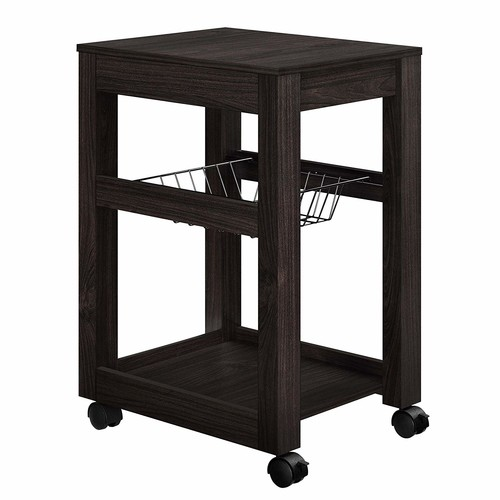 Altra Furniture Altra Parsons Storage Cart, Espresso [Espresso]