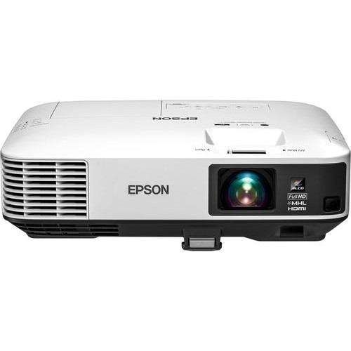 Epson - HC1450 1080p Smart 3LCD Projector - Gray/white