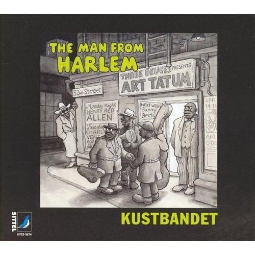 The Man from Harlem [CD]