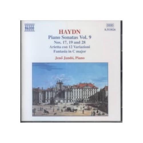 Haydn: Piano Sonatas, Vol. 9 [CD]