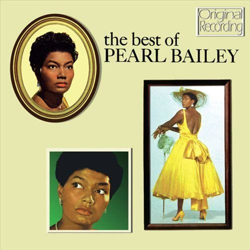 The Best of Pearl Bailey [CD]