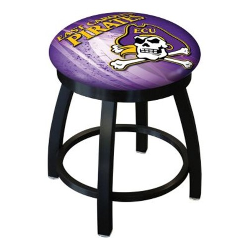 Holland Bar Stool NCAA Swivel Bar Stool; East Carolina Pirates