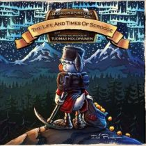 The Life and Times of Scrooge [CD]