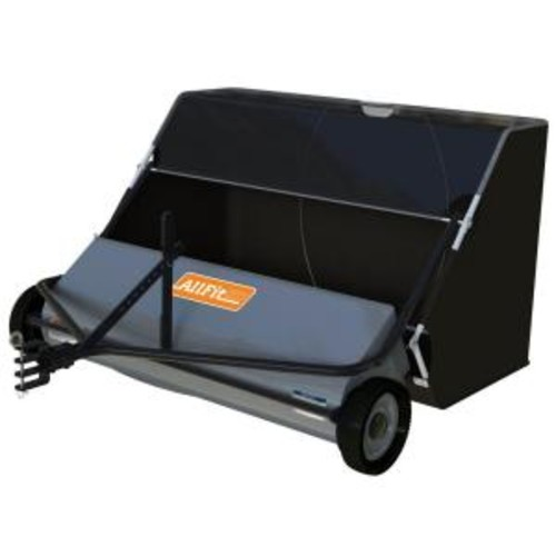 AllFitHD 58.5 in. 26 cu. ft. Lawn Sweeper