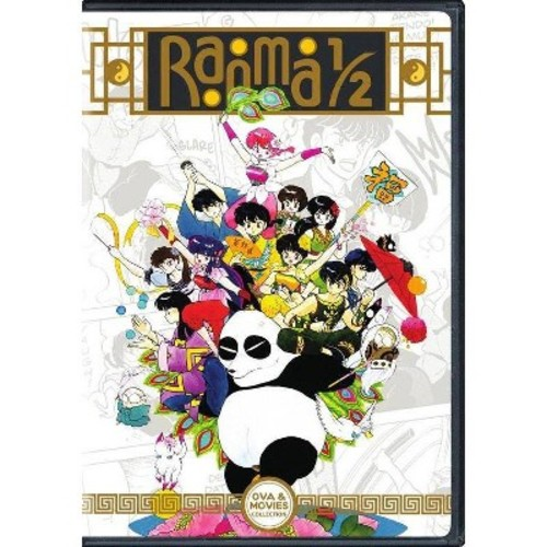 Ranma 1/2 Ova And Movie Collection (DVD)