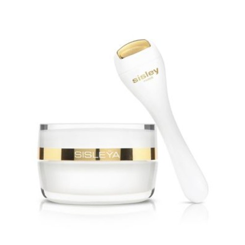 Sisleya L'Integral Anti-Age Eye And Lip Contour Cream & Limited Edition Massage Tool/0.5 oz.