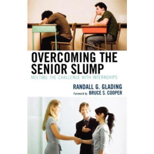 Overcoming the Senior Slump: Meeting the Challenge with Internships