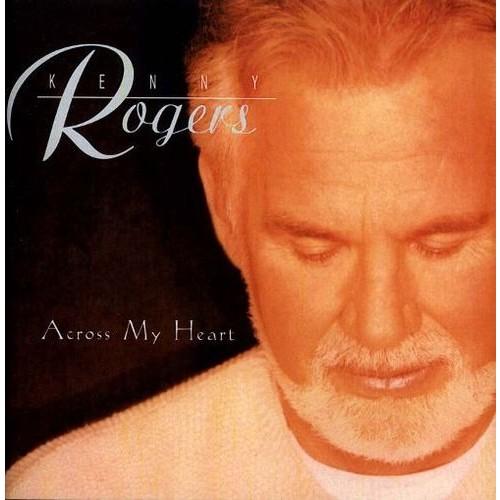 Across My Heart [CD]