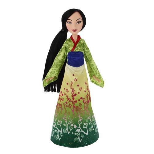 Disney Princess Royal Shimmer Doll - Mulan