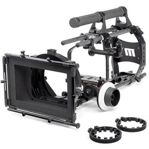 Redrock Micro ultraCage Black Professional Series DSLR Studio Bundle - 15mm 8-113-0011