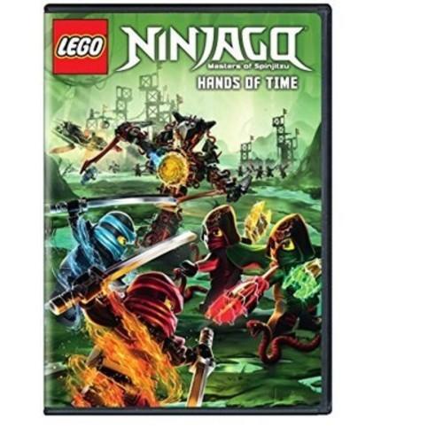 LEGO Ninjago: Masters Of Spinjitzu: S7 (DVD)