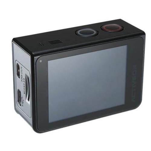 ACTIVEON Solar XG 16MP Full HD Action Camera with Solar Station