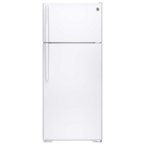 GTS18CTHWW 17.5 cu. ft. Top-Freezer Refrigerator - White
