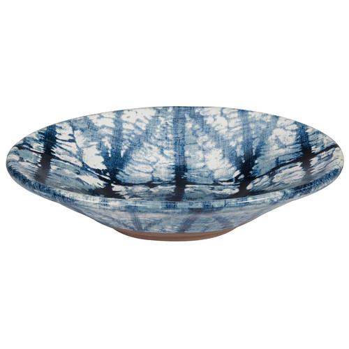 Creative Bath Shibori Ceramic Soap Dish