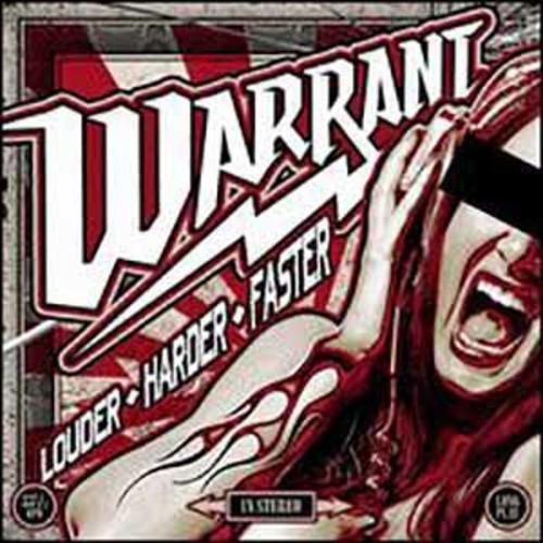 Warrant - Louder Harder Faster [Audio CD]