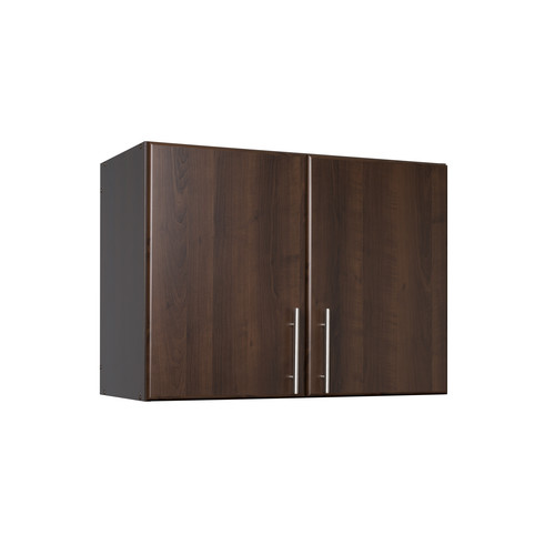Prepac Espresso Elite 32 Stackable Wall Cabinet