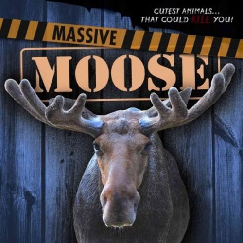 Massive Moose (Library) (Mary Molly Shea)