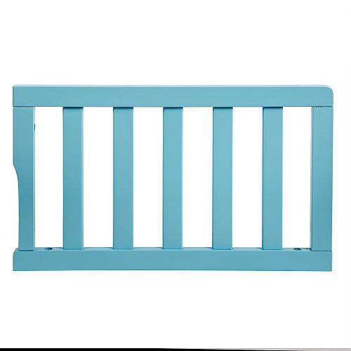 Dream On Me Universal Convertible Crib Toddler Guard Rail - Aqua Sky