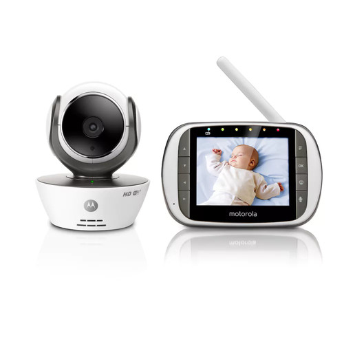 Motorola MBP853 Connect HD WiFi Video Baby Monitor