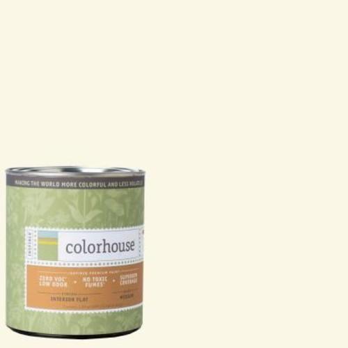 Colorhouse 1 qt. Air .01 Flat Interior Paint