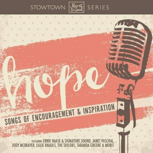 Various - Hope:Songs Of Encouragement And Inspi (CD)