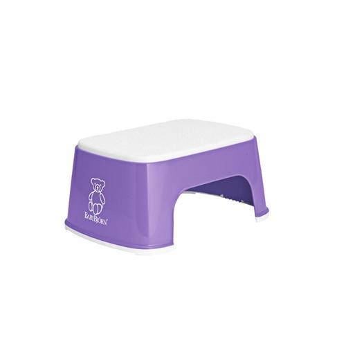 BabyBjorn Safe Step Stool - Purple