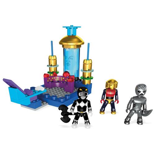 Power Rangers,Mega Construx,Mega Bloks Mega Construx Power Rangers Zordon's Command Center Playset