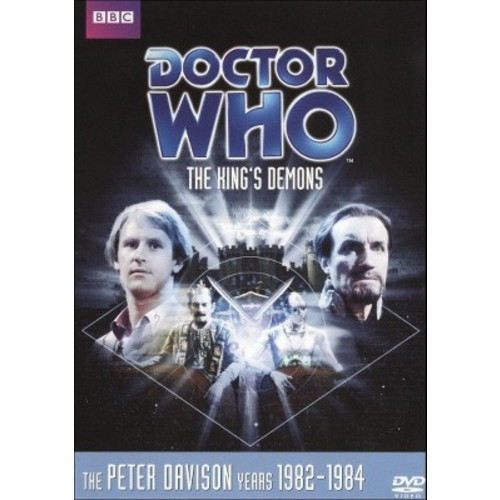 Doctor Who: The King's Demons [DVD]