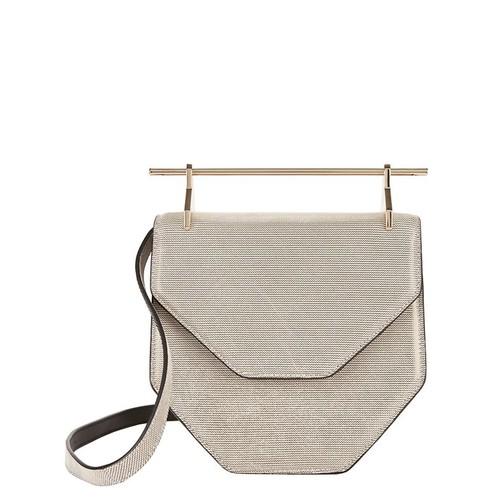 M2MALLETIER Amor Fati Zig-Zag Small Shoulder Bag