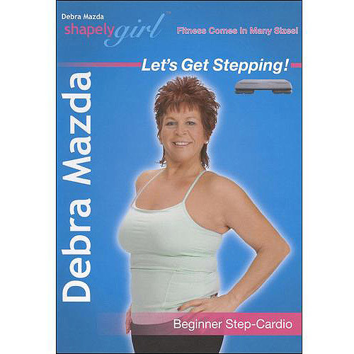 ShapelyGirl: Let's Get Stepping! Beginner Step Cardio (DVD) (Eng) 2009