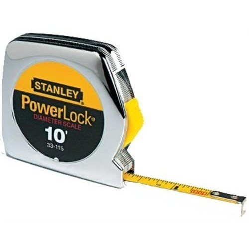Stanley Hand Tools 33-115 10' x 1/4