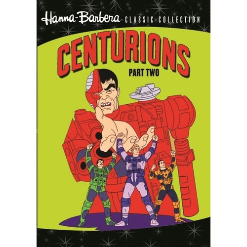 The Centurions: Part Two [3 Discs] [DVD]
