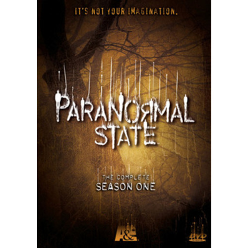 Paranormal State: The Complete Season One [3 Discs] [DVD]