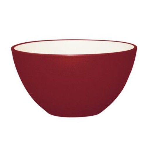 Noritake Colorwave Side/Prep Bowl in Raspberry
