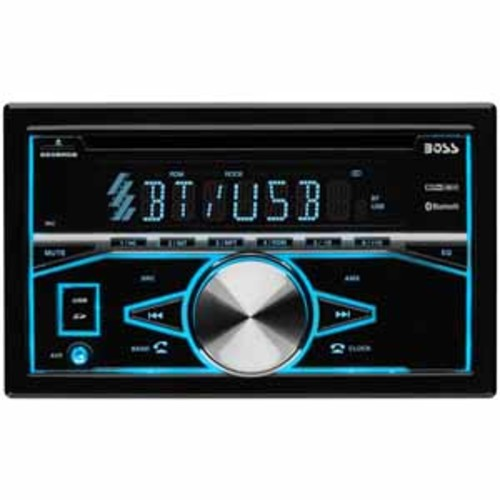 Boss Audio Double-DIN CD/MP3 Player Bluetooth