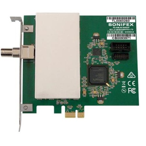 Sonifex 6-Channel AM Radio Capture PCIe Card PC-AM6